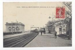 1323  -  Issy Les Moulineaux  -  Intérieur De La Gare - Issy Les Moulineaux