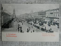 RUSSIE SAINT PETERSBOURG PERSPECTIVE DE NEWSKY - Russie