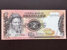 SWAZILAND P8 2 EMALANGENI 1984 UNC - Swaziland