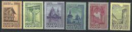 Russie YT 3453-3458 XX / MNH - 1923-1991 URSS