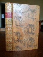 Buffon - Histoire Naturelle, Table Des Matières - Imprimerie Royale 1779 - 1701-1800