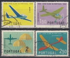 PORTUGAL 1960 Nº 864/67 USADO - 1910-... République