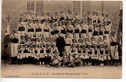 Bressuire : FGSPF, Le Réveil Bressuirais 1911 - Bressuire
