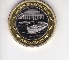 Pièce Bassin D'arcachon Dune Du Pyla Arcachon - Euros Des Villes