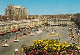 Renault R4,R12,R16,VW Käfer,Simca 1000,Citroen 2 CV,DS,GS,HY,Peugeot 504...Beauvais,gelaufen - Turismo