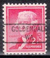 USA Precancel Vorausentwertung Preo, Locals Washington, Goldendale 841 - Vereinigte Staaten