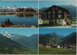 Ferienhaus Obergoms Ulrichen - Restaurant Nufenenpasshöhe - Photo: Rud. Suter - VS Valais