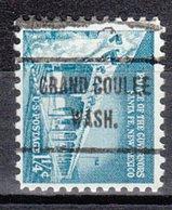 USA Precancel Vorausentwertung Preo, Locals Washington, Grand Coule 719 - Vereinigte Staaten