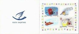 Albania Stamps 2012. The 100 Th Anniversary Of Post-Telegraph-Telephones  - Booklet Set MNH - Albania