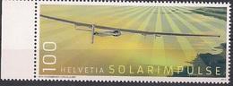 2016 Schweiz Mi.  2454 **MNH  Weltumrundung Mit Solar Impuls - Schweiz