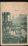 HH.MM. VAN DEN STADHUISTRAP KOMENDE  1901 ROTTERDAM - Koninklijke Families