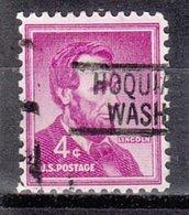 USA Precancel Vorausentwertung Preo, Locals Washington, Hoquiam 813 - Vereinigte Staaten