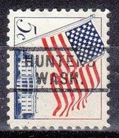 USA Precancel Vorausentwertung Preo, Locals Washington, Hunters 729 - Vereinigte Staaten