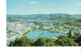 NEW ZEALAND  -POSTCARD-GISBORNE  VIEW FROM THE KAITY HILL   SHINING NEW  RE:LOGAN PRINT N.109POST 7306 - New Zealand