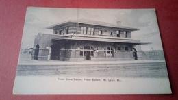 Etats Unis - Missouri - Saint Louis - Tower Grove Station, Frisco System - St Louis – Missouri