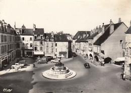 Arbois.  Place De La Liberté - Arbois