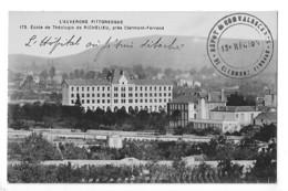 Clermont-Ferrand  (cpa 63)  Ecole De Théologie De Richelieu -  L 1 - Clermont Ferrand