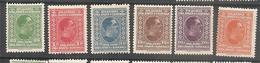 Jugoslavia - Alessando I° Linguellati Con ALTI VALORI - 1926/7 * G - 1919-1929 Royaume Des Serbes, Croates & Slovènes