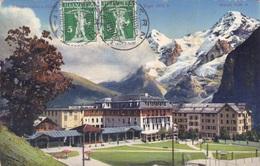 MURREN PALACE HOTEL   VG   AUTENTICA 100% - OW Obwalden