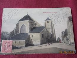 CPA - Monthyon - L'Eglise - Autres Communes
