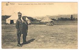 CPA : NAMUR - Souvenir De La Guerre 14/18 - Camp Hindou , En Face De La Citadelle - Namur