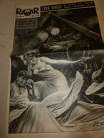 1952 RADAR:Tino Rossi ; Le Torréro Fait Le Mort ; Les Acrobates-marins ; Le Chien Mélomane ; Dallas; Etc - Zeitungen