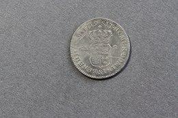 Monnaie En Argent, France Louis XV, 20 Sols, 1/6ème Ecu Dit De France, Navarre Et Béarn, 1719, Lettre S : Reims - 1715-1774 Lodewijk XV Van Frankrijk