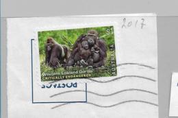 Australien 046a/ Gorillas 2017 - 2010-... Elizabeth II