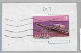 Australien 054 / Schiffsanlegesteg 2017 - 2010-... Elizabeth II