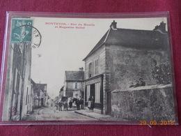 CPA - Monthyon - Rue Du Moulin Et Magasins Bultet - Altri Comuni