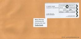 Canada 2018 Mississaug Meter Siermens Post Office Freistempel EMA Cover - 1952-.... Regering Van Elizabeth II