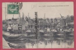 14 - CAEN---Contre Torpilleurs Dans Le Bassin - Caen