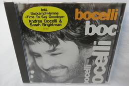 "CD ""Andrea Bocelli"" Mit Bonus Track Boxkampf-Hymne Time To Say Goodbye Mit Sarah Brightman - Musik & Instrumente"