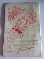 MICHELIN BIBENDUM  Régiment Des Guides Georges Hautot - Publicidad