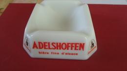 CENDRIER   BIERE ADELSHOFFEN    ****      A  SAISIR ******* - Ashtrays