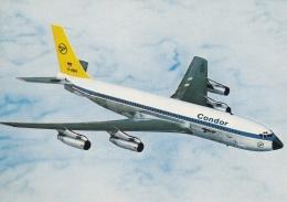 Condor Boeing 707-33 B, Ungelaufen - 1946-....: Moderne