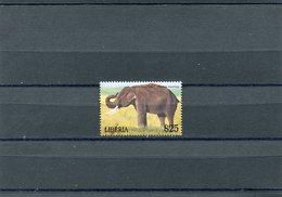 LIBERIA ELEPHANT.MNH. - Olifanten
