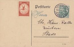 DR Ganzsache Zfr. Minr.II Frankfurt 14.6.12 - Deutschland