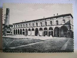 1958 - Imola - Palazzo Sersanti - Palazzo Riario - Cartolina Storica Originale Firmata Dal Grande Angelo Banzola - Imola