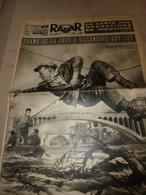 1952 RADAR:Villeneuve-s-Lot;La Druidesse Bretonne G.Zaepffel De Brocéliande;Changé De Sexe;Quimper-Arsenic;Indochine;etc - Zeitungen
