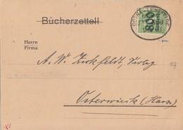 DR Karte EF Minr.301 Bpst. Gotha-Leinefelde 9.10.23 Geprüft - Deutschland