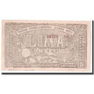 Billet, Indonésie, 5 Rupiah, 1948, 1948-04-01, KM:S192c, TTB - Indonésie