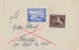 DR Brief Mif Minr.699,711 Altranstädt - Deutschland