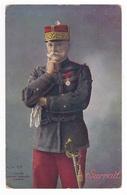 Maurice Paul Emmanuel SARRAIL Militaire Né à Carcassonne Ecole St Cyr 1ère Guerre Mondiale VOIR DOS Phot Manuel Paris - Personaggi