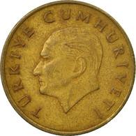 Monnaie, Turquie, 500 Lira, 1989, TB+, Aluminum-Bronze, KM:989 - Turquie
