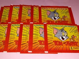 Tom And Jerry...10 Bustine Con Figurine Panini - Panini
