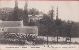 Environs De Wavre Waver Bierges Chateau Ravet - Wavre