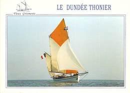 L'Etoile Molène. Thonier - Dundee. Vieux Grééments - Sailing Vessels