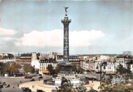 75-PARIS PLACE DE LA BASTILLE-N°C-4330-B/0323 - France