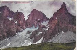 AK 0047  Vezzana Und Cimon - Verlag Kapper Um 1916 - Belluno